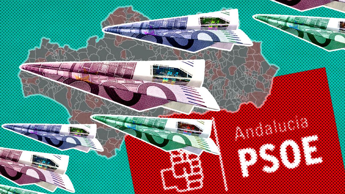 Nueva trama corrupta de la Junta socialista: se desconoce el paradero de otros 26 millones.