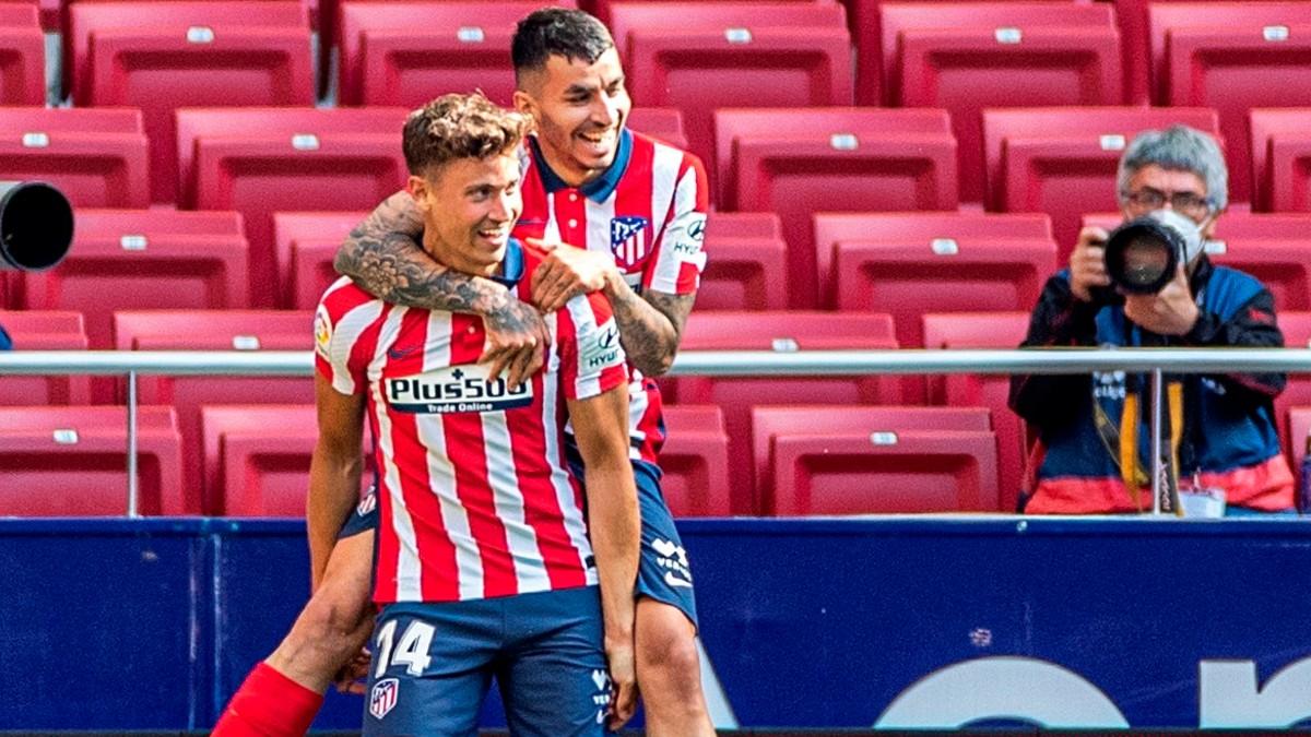 Liga Santander 2020-2021 | Atlético – Huesca, en directo.