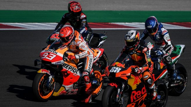 Horario Holanda MotoGP