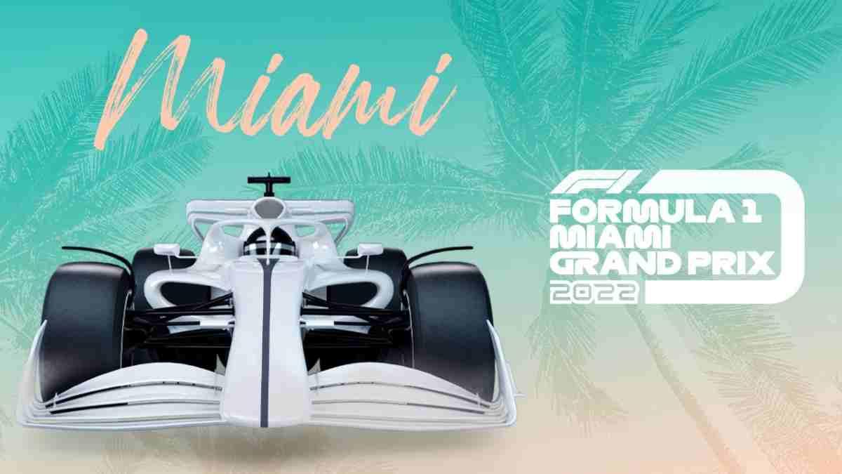 Gran Premio de Miami. (@F1)