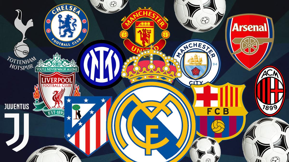 La Superliga europea de fútbol queda cancelada.
