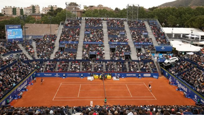 Trofeo Conde de Godó 2021: horario y dónde ver los partidos de tenis de hoy, lunes 19 de abril