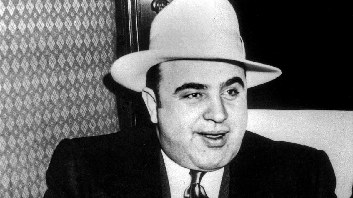 El mafioso de Chicago, Al Capone