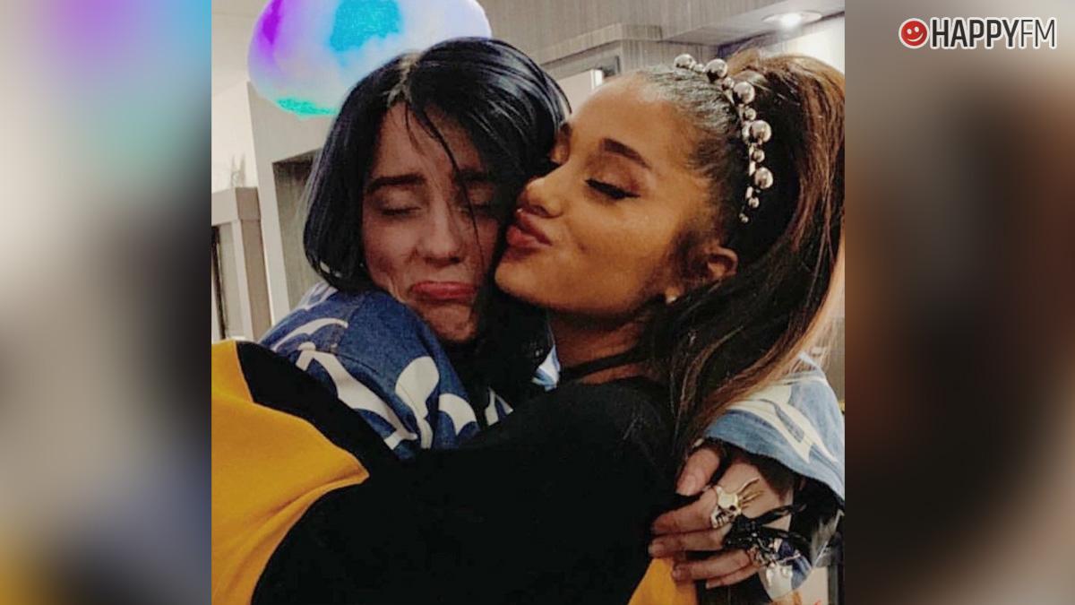 Billie Eilish y Ariana Grande