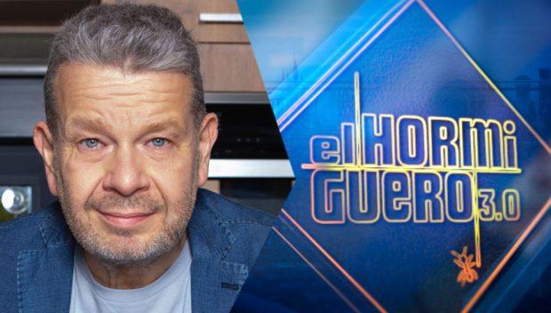 Alberto Chicote vuelve a El hormiguero con su nuevo libro de recetas de aprovechamiento