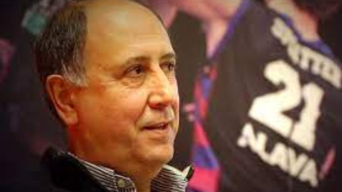 Josean Querejeta, propietario de Alavés y Baskonia. (baskonia.com)