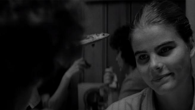 Mariel Hemingway en la película Manhattan (Metro Goldwyn Mayer)