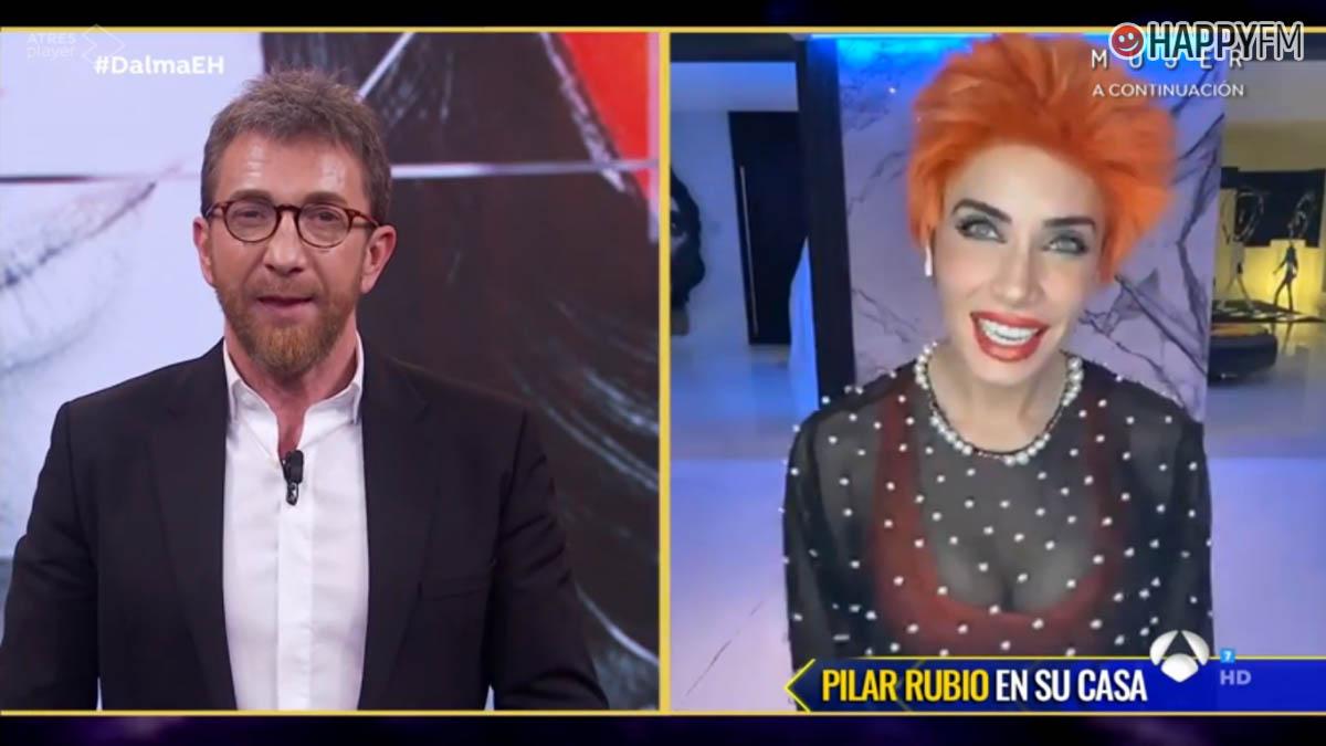 Pablo Motos y Pilar Rubio