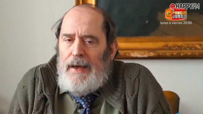 Emilio Rodríguez Menéndez estalla contra Antonio David Flores: