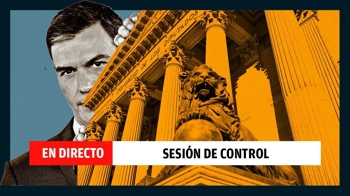 Última hora del Sesión de control al Gobierno en el Congreso.