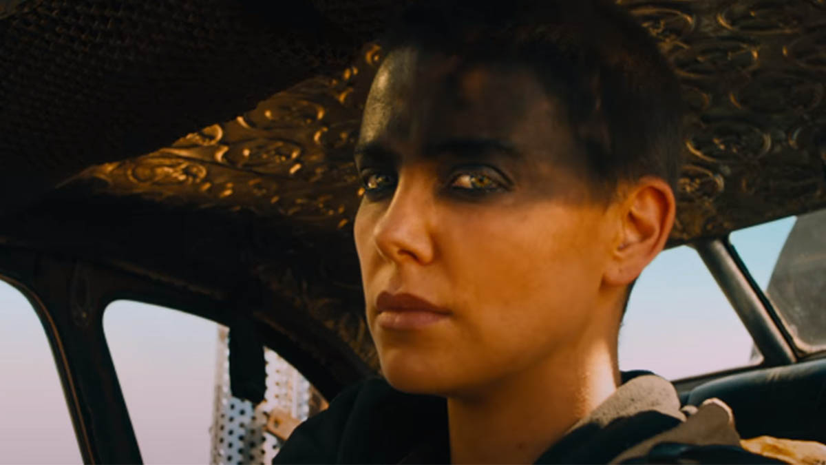 Charlize Theron en Mad Max:Fury Road (Warner Bros Pictures)