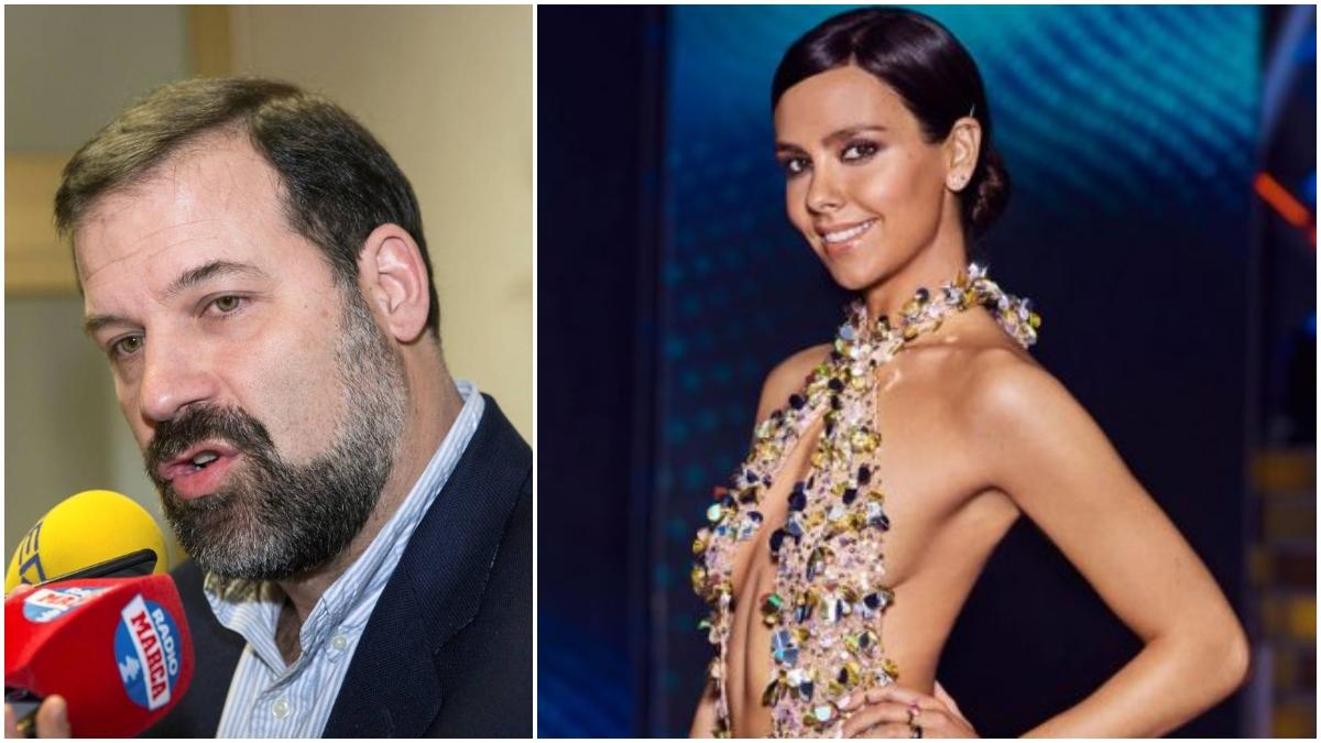 Alfonso Reyes y Cristina Pedroche.