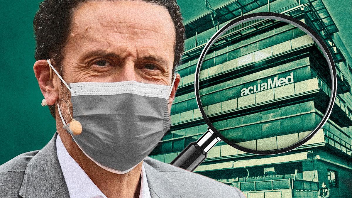 Una denuncia acusa a Edmundo Bal de no investigar las pruebas del 'caso Acuamed' que apuntan a Narbona
