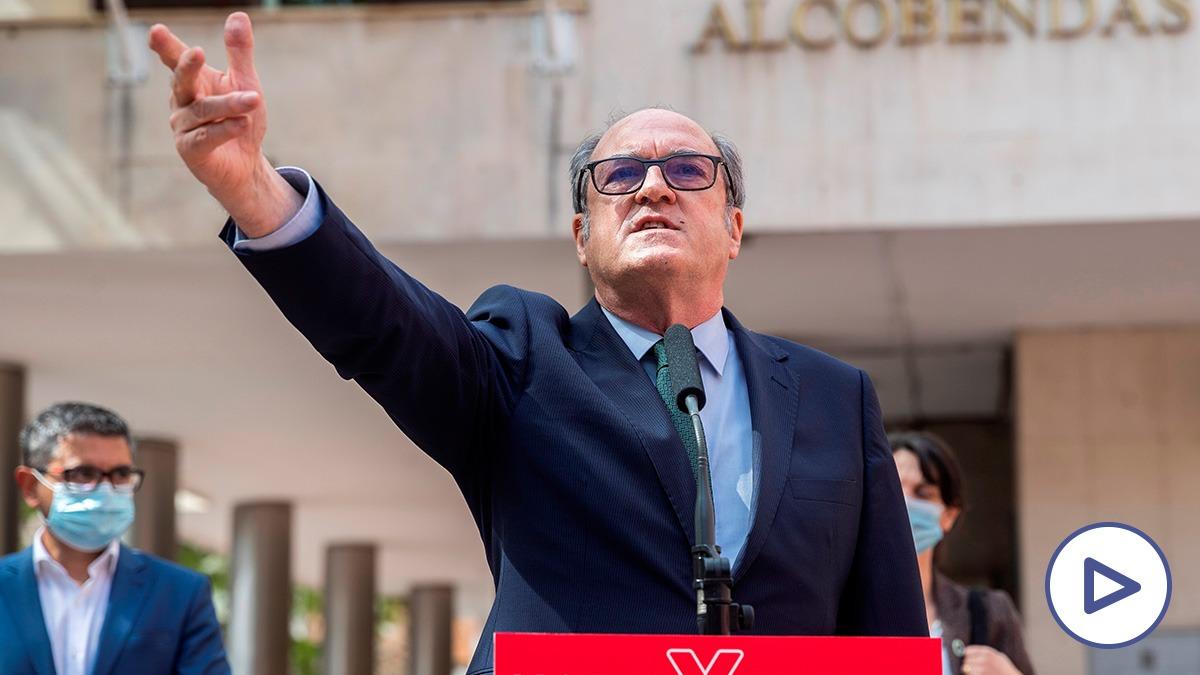 Elecciones 4M: Gabilondo promete no subir los impuestos mientras Sánchez prepara un rejón fiscal