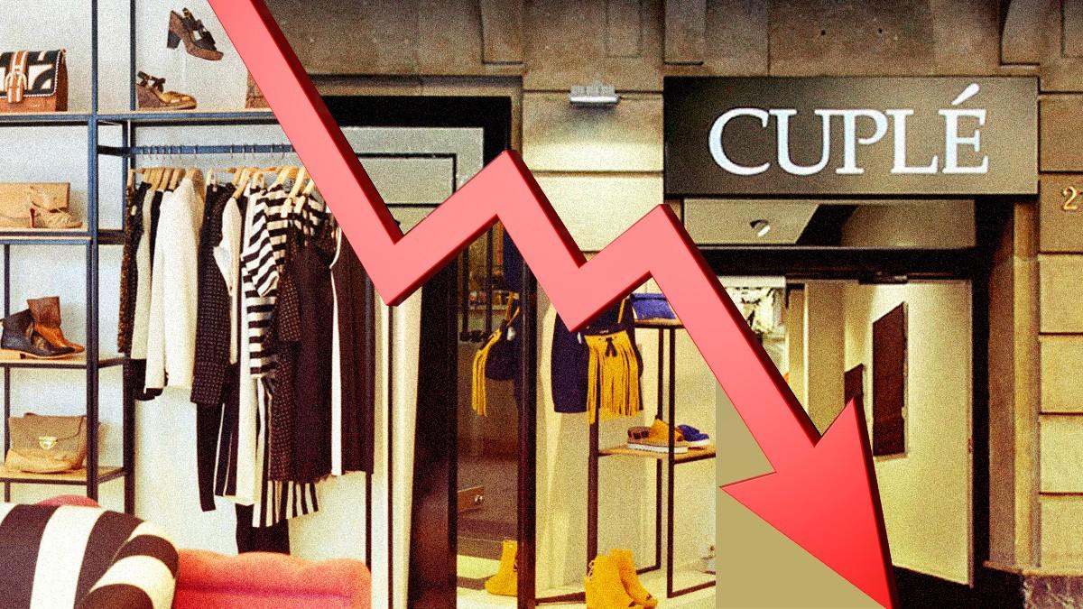 La marca de ropa Cuplé logra renegociar el alquiler de 20 tiendas con una rebaja de hasta el 35%