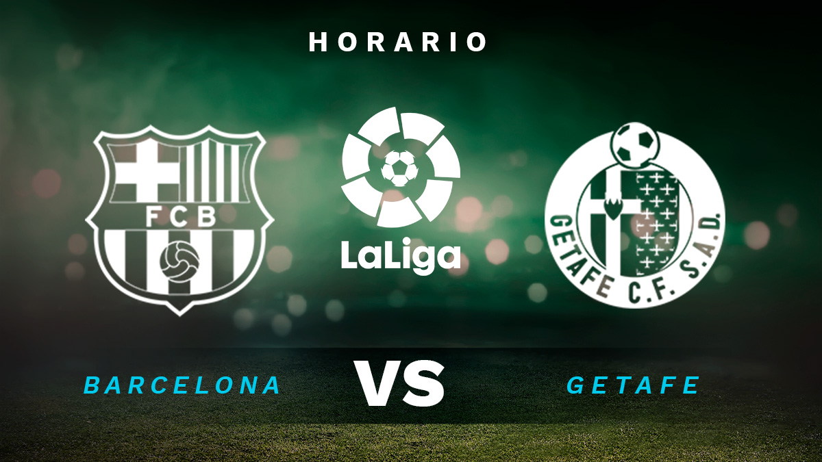 Barcelona – Getafe: jornada 31 de la Liga Santander.