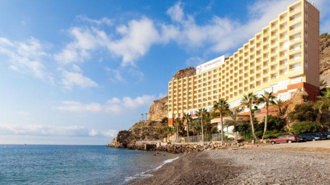 Hotel habilitado como recurso habitacional frente al covid-19 en Almería