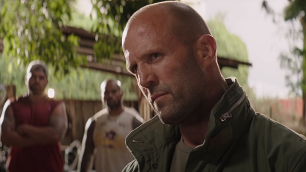 Jason Statham en Hob and Shaw (Universal Pictures)
