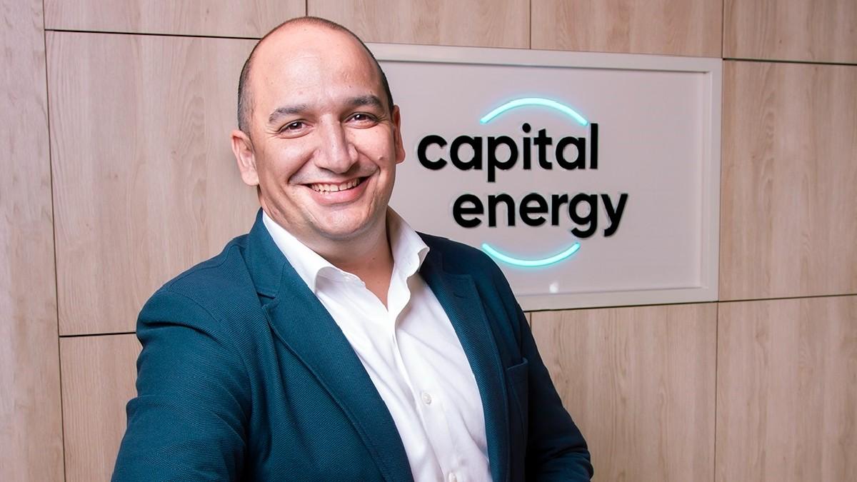 Juan José Sánchez nuevo CEO de Capital Energy