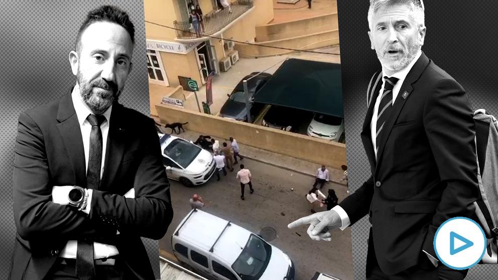 El alcalde socialista de Capdepera, Rafel Fernández, ha escrito a Marlaska quejándose de la Guardia Civil por la investigación de una agresión que se hizo viral.