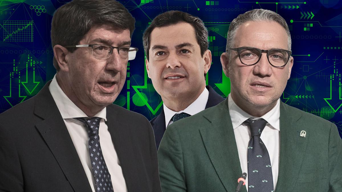 Andalucía, contra la España vaciada: la Junta anuncia bajadas de impuestos a pequeños municipios.