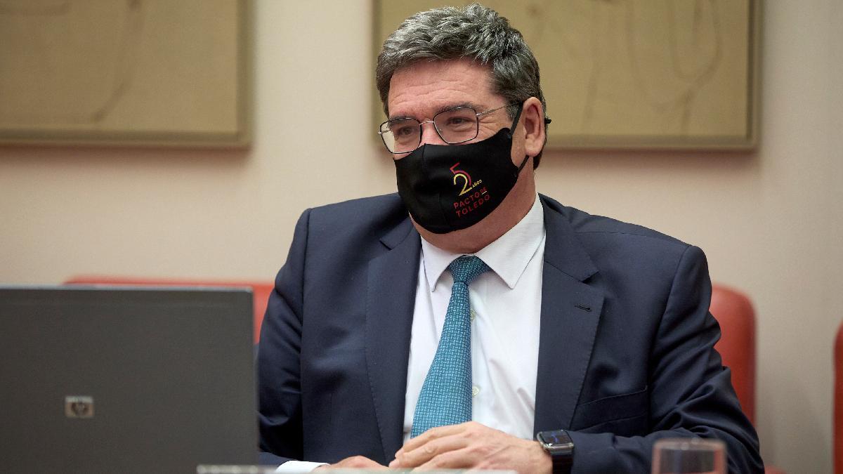 José Luis Escrivá, ministro de Seguridad Social