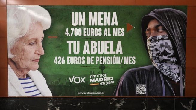cartel Vox menas