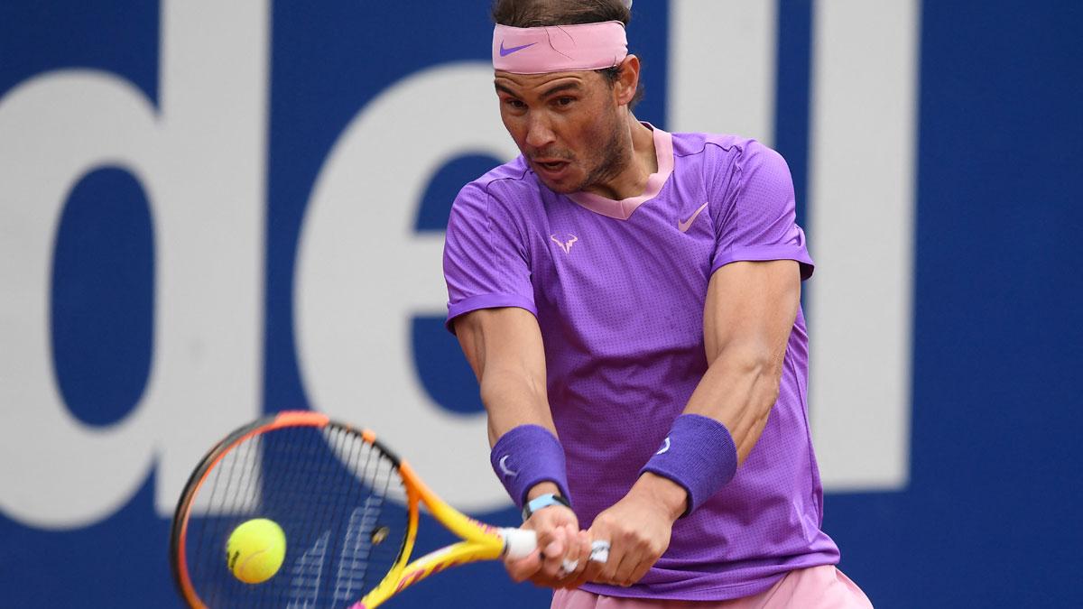 Rafa Nadal – Nishikori: partido de octavos de final del Godó en directo