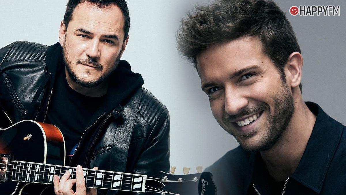 Pablo Alborán e Ismael Serrano