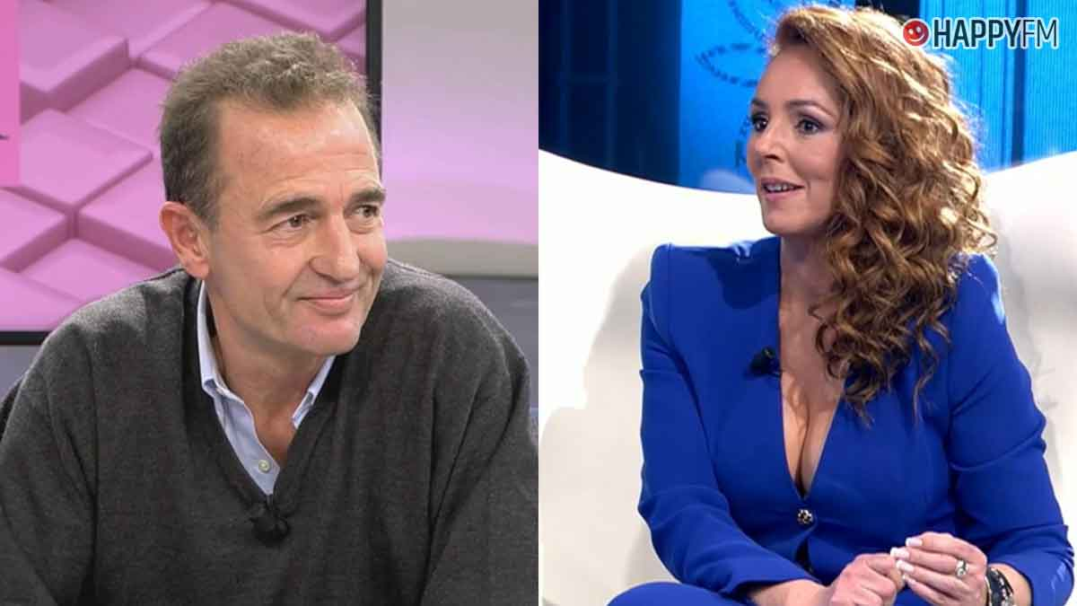 """El mensaje de Rocío Carrasco a Alessandro Lequio: """"Perro no come perro"""""""