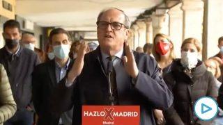 Ángel Gabilondo Pablo Iglesias