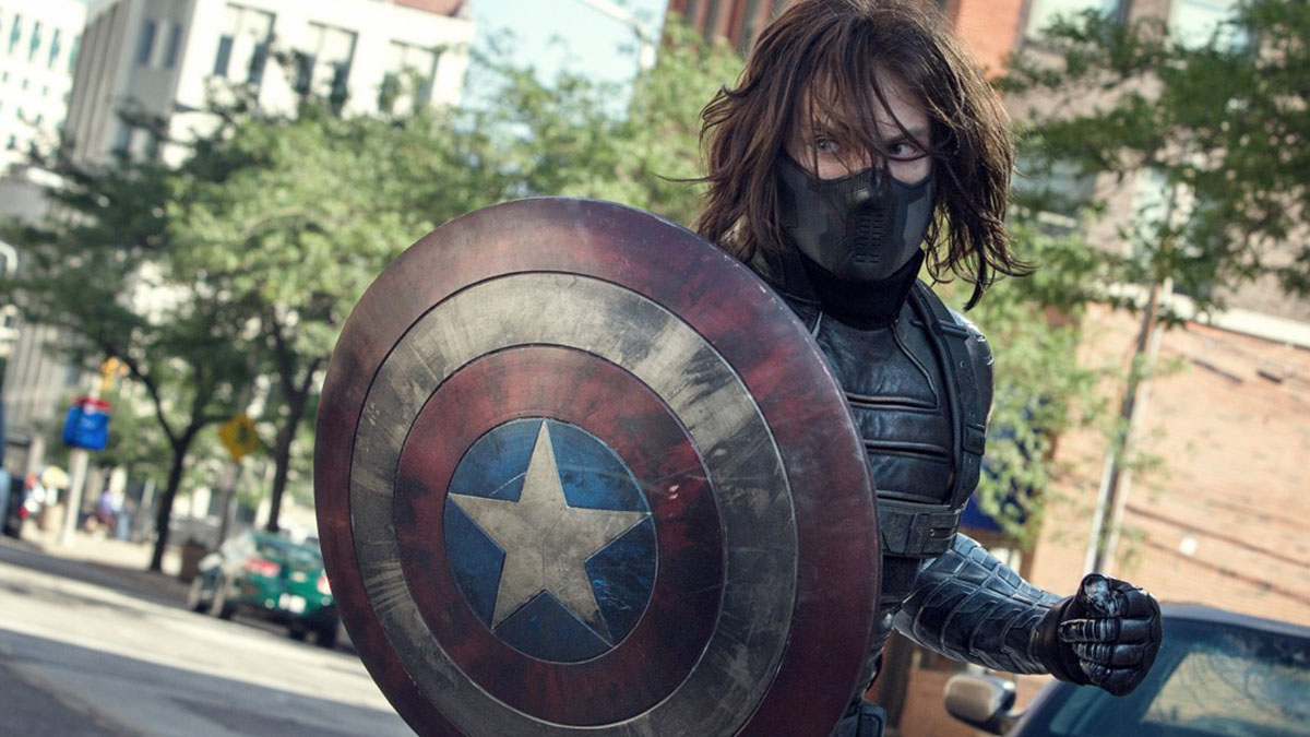 Bucky Barnes fue un villano en Capitan América y El Soldado de Invierno (Disney)