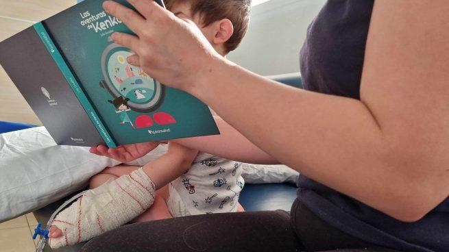 El Hospital Quirónsalud Málaga celebra el Día del Libro fomentando la lectura entre sus pacientes