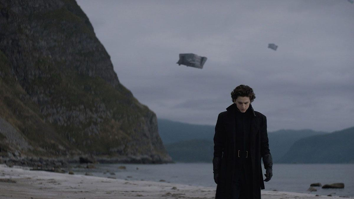 La esperada nueva adaptación del libro Dune (Warner Bors Pictures)