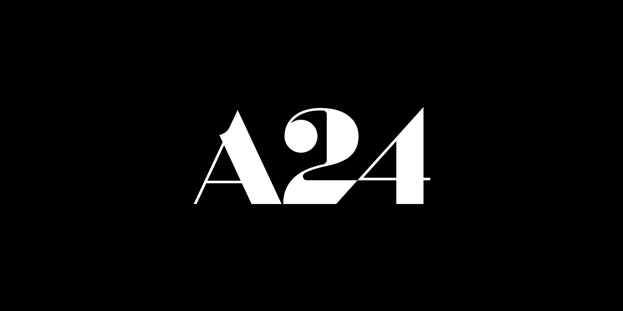 Logotipo de la productora A24