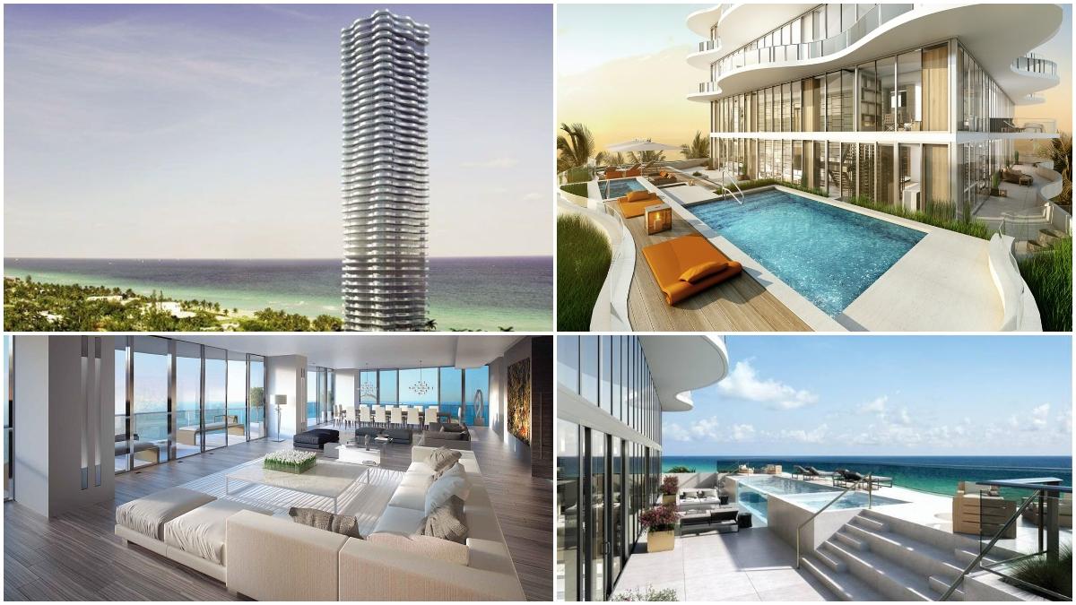 El nuevo piso de Messi en Miami.