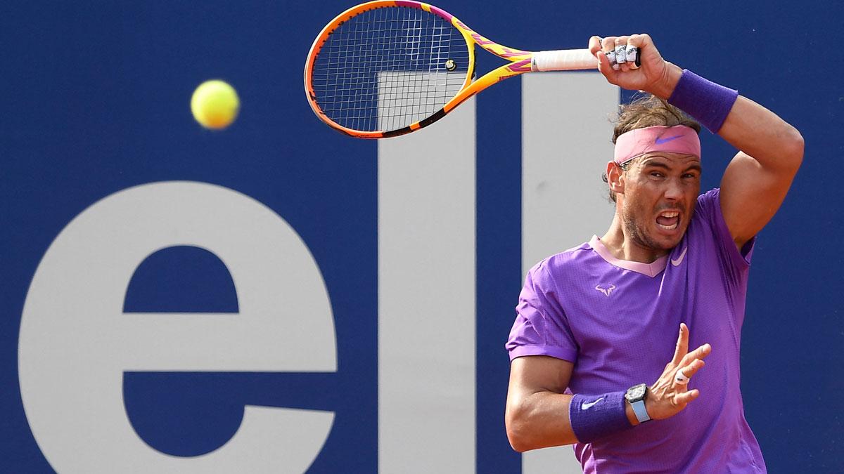 Rafa Nadal vs Cameron Norrie: cuartos de final del Godó en directo