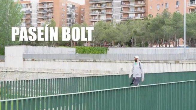Paseín Bolt', así es la nueva parodia de Pantomima Full que triunfa en Twitter