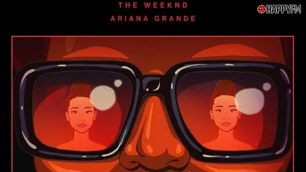 The Weeknd y Ariana Grande