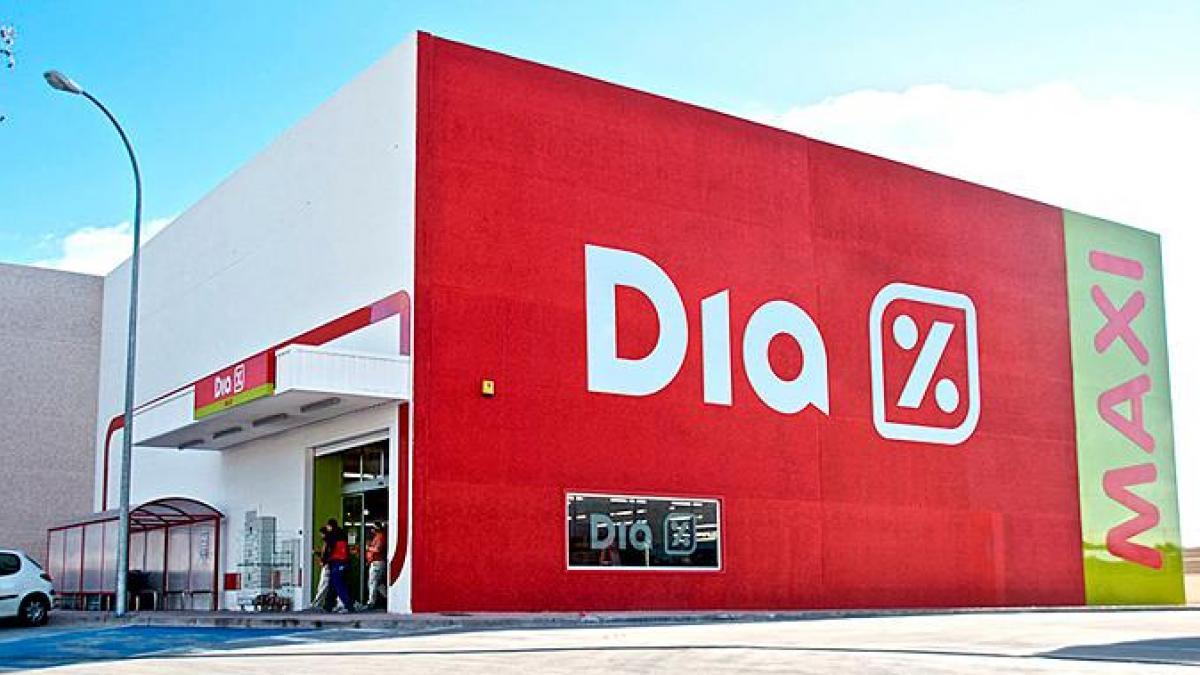 Supermercado DIA ofertas fin de semana