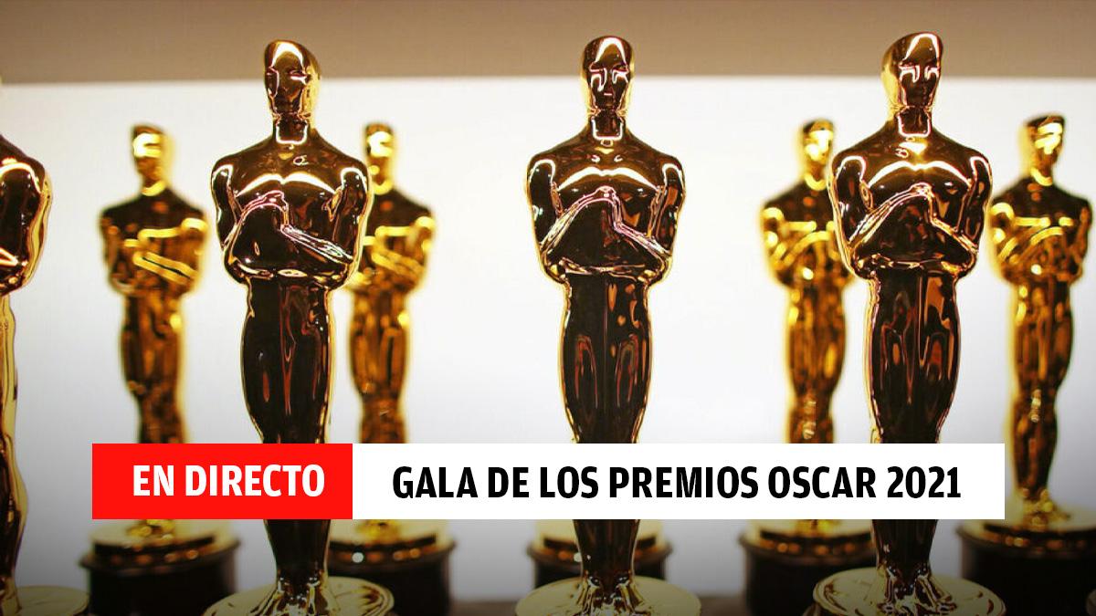 Gala de los Premios Oscar 2021, en directo