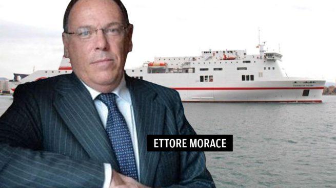 El nuevo jefe de la flota de Trasmed en Baleares fue condenado por sobornar a políticos en Sicilia