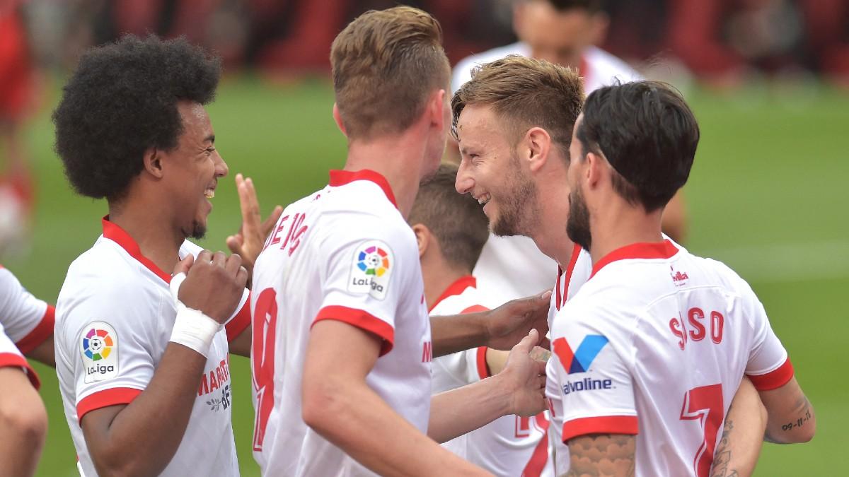 Sevilla – Granada, en directo: resultado, resumen y goles del partido de Liga Santander hoy (AFP).