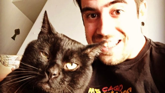 Muere Don Gato, la mascota de AuronPlay | Twitter