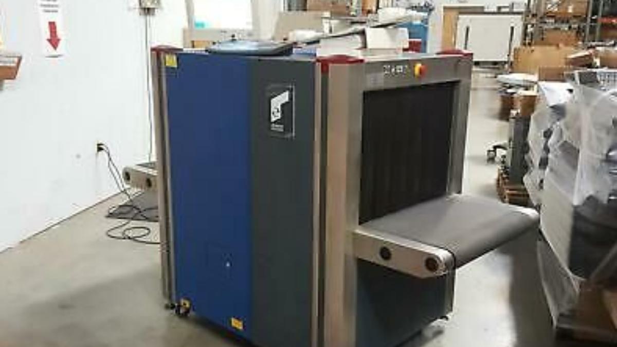 El modelo de escáner que opera Correos.