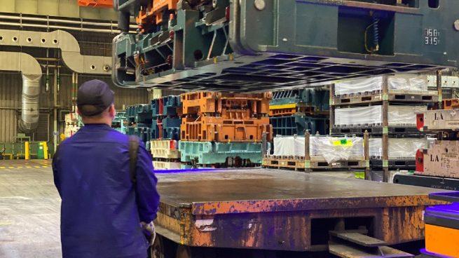 Ford cierra un acuerdo con sindicatos sobre el ERE para 630 trabajadores en Almusafes