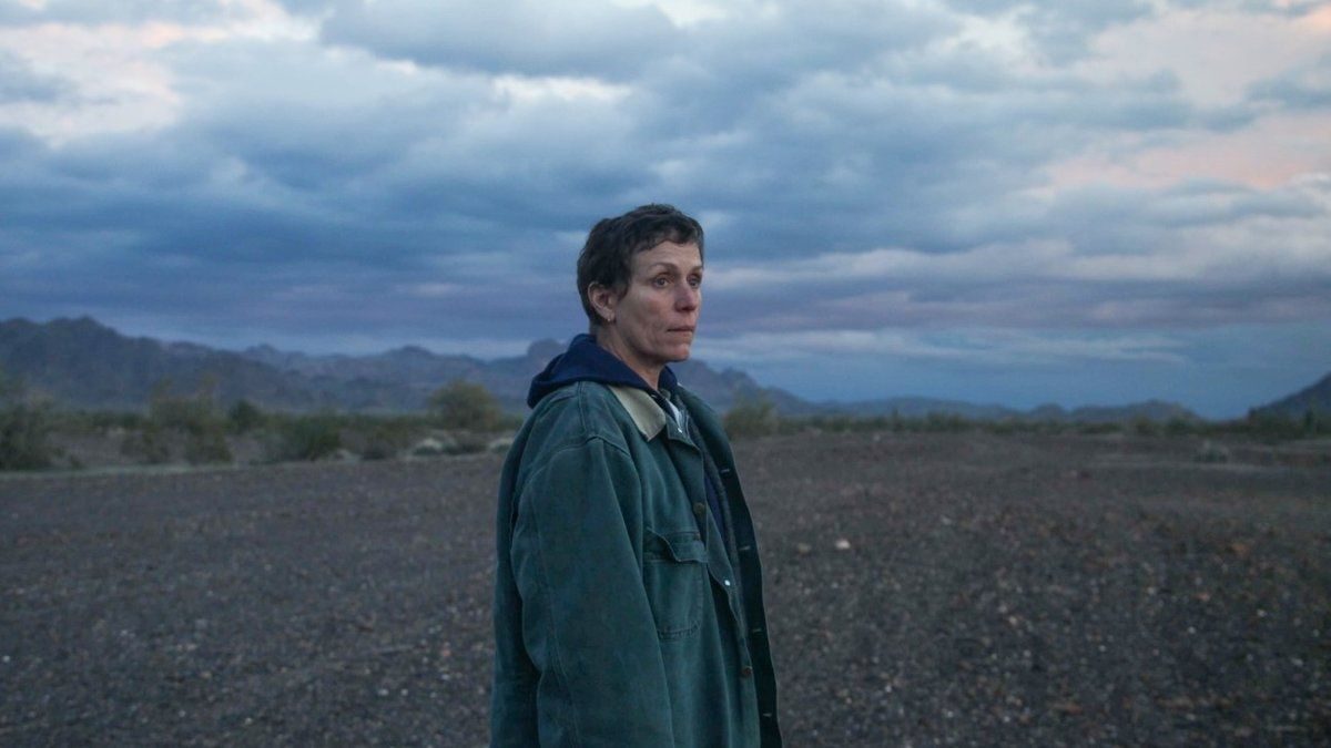 Frances McDormand en «Nomadland» (Searchlight Fox)