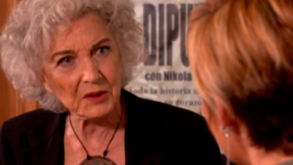 Marisa Paredes en 'Liarla Pardo'.