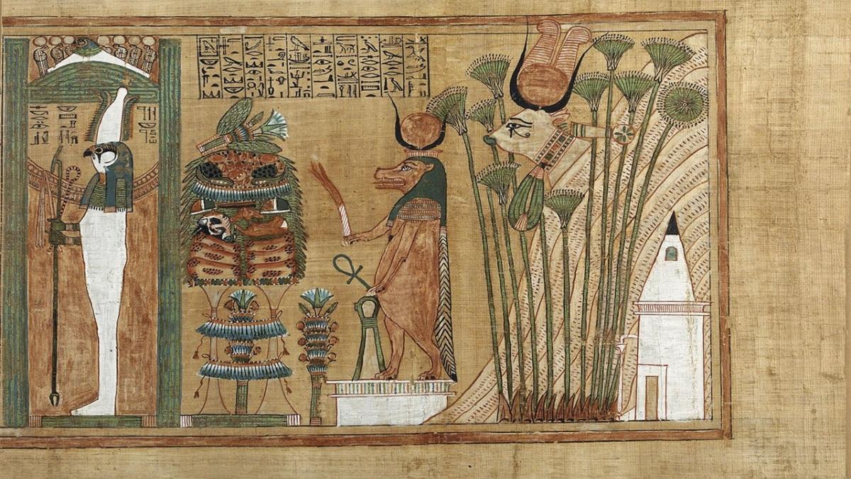 Mascotas del Antiguo Egipto