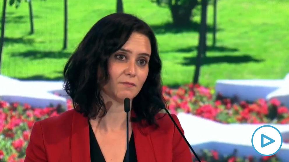 Isabel Díaz Ayuso: «Me llega un abrelatas y el responsable de seguridad no vuelve a trabajar».